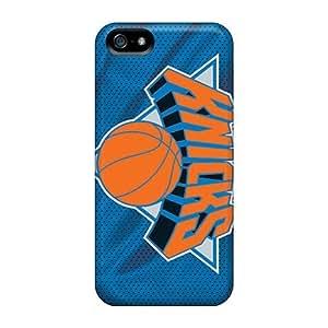 Fashion LnQwEVF5553ETLqH Case For Samsung Galaxy S5 Cover(new York Knicks)