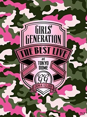 (Girls' Generation The Best Live At Tokyo Dome [BLU-RAY] (Japan Version)[+ SNSD poster(30cmx42cm)][+ SNSD postcard(10cmx15cm)][+ SNSD collection card(double side)][+ SNSD photocard(including signature)][+ SNSD sticker])
