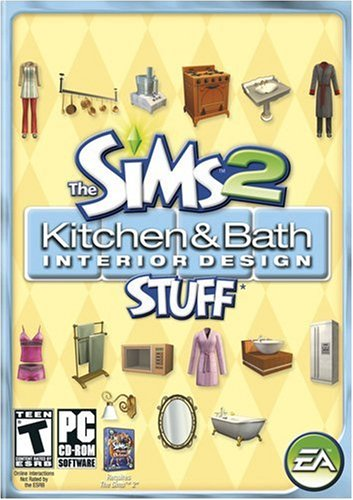 The Sims 2 Kitchen Bath Interior Design Stuff Pc