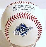 Rawlings 1987 Official World Series Game Baseball