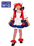 Yarn Babies Girl Ragdoll Costume, Small
