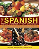 Front cover for the book The African and Middle Eastern Cookbook by Josephine Bacon