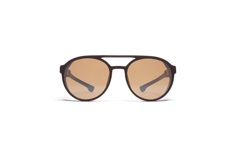 Mykita - Gafas de sol - para hombre marrón Braun MD22 ...