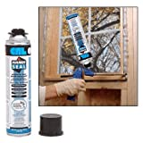 C.R. LAURENCE P10163 CRL Handi-Seal Window and Door Sealant - 31 Ounce Can