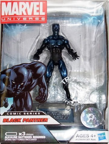 Marvel Universe Exclusive Comic Series Figure With Light Up