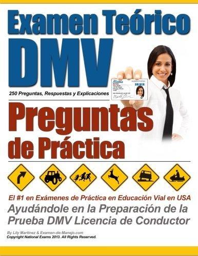 Examen Te??rico DMV - Preguntas de Pr??ctica (Spanish Edition) by Examen de Manejo (2013-08-07)