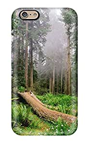 Hot Snap-on Fallen Nurse Log Redwood National Park California Nature Other Hard Cover Case/ Protective Case For Iphone 6