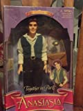 Together in Paris DIMITRI doll from Anastasia - 1997