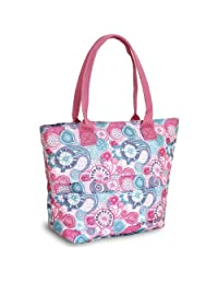 J World New York Lola Lunch Tote, Blue Raspberry, One Size
