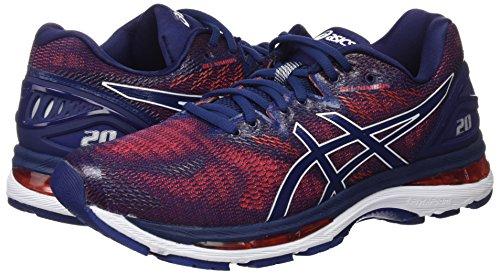 Running Gel Mens Gel Blue Indigo 20 Nimbus Shoes Nimbus xqwSgnqHTX