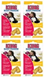 KONG Easy Freeze Chicken Soup Refills 16pk (4 x 4pk), My Pet Supplies