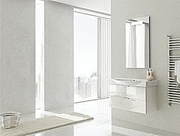ARCOM Bathroom Set Anthracite Hochglanz