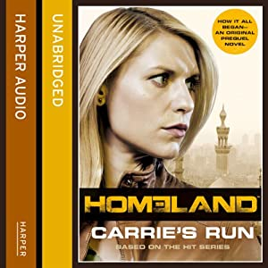 Homeland: Carrie's Run Audiobook