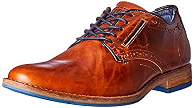 Wild Rhino Men's Grayson Shoes, Tan, 10 AU (44 EU)
