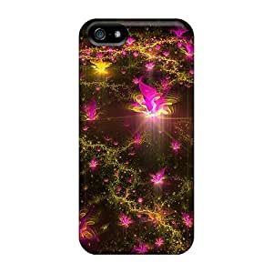 Excellent Design 3d Abstract Phone Cases For Iphone 5/5s Premium Tpu Cases