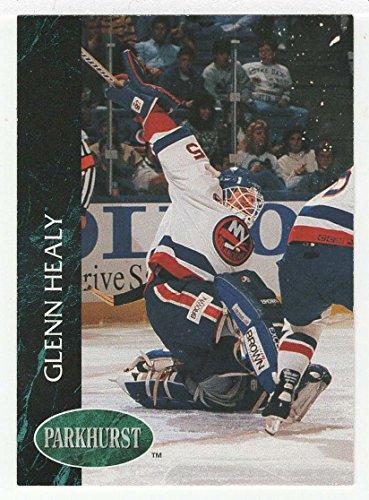 Glenn Healy (Hockey Card) 1992-93 Parkhurst # 341 NM/M
