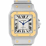 Cartier Santos automatic-self-wind mens Watch W20099C4 (Certified...
