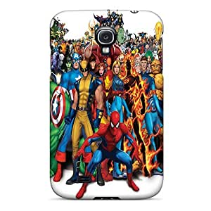 Fashionable WHNkRPo4299cRMUt Galaxy S4 Case Cover For Superheroes I4 Protective Case