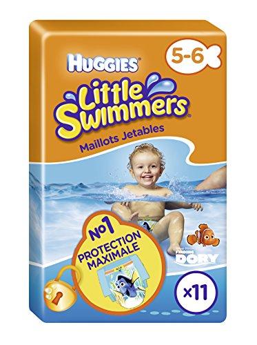 Huggies Little Swimmers Gr.5/6, 2er Pack (2 x 11 Windeln)