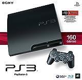 Video Games : Sony Playstation 3 160GB System (Renewed)