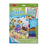 Melissa & Doug Mess-Free Glitter Activity Kit - Underwater Scenes