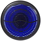 Rockville 10'' 2400 Watt Black 10'' Subwoofer w/LED For Polaris RZR/ATV/UTV/Cart