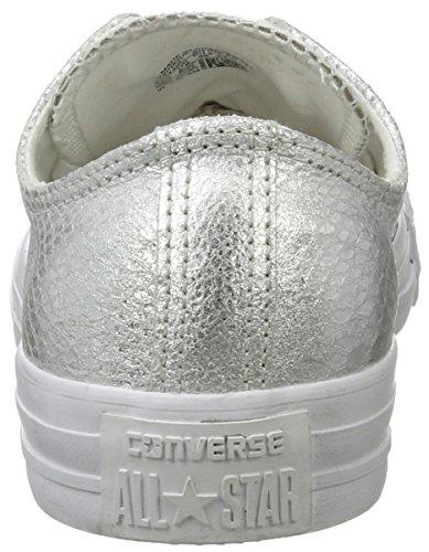 Converse All Star Ox W Calzado Metallico