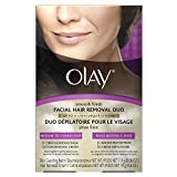 Olay Smooth Finish Facial Hair Removal Duo Fine