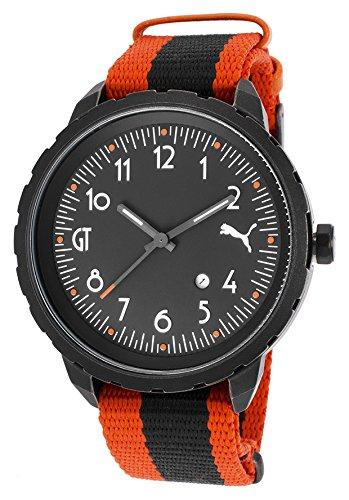PUMA Time Power GT2 Mens Wristwatch Retro