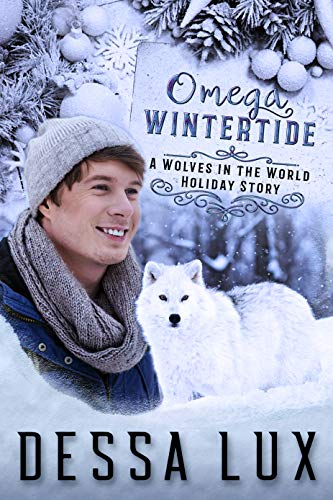 Omega Wintertide: A Wolves in the World Holiday Story (Gay Holiday Cards)