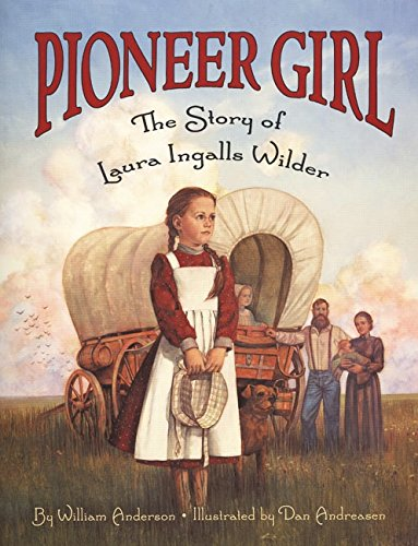 Pioneer Girl: The Story of Laura Ingalls Wilder]()