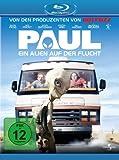 Paul - Ein Alien auf der Flucht [Blu-ray]