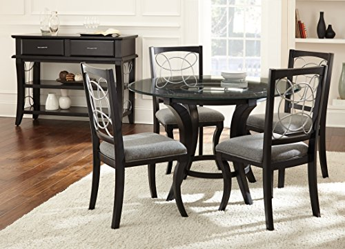 Steve Silver Company Cayman Dining Table, 48