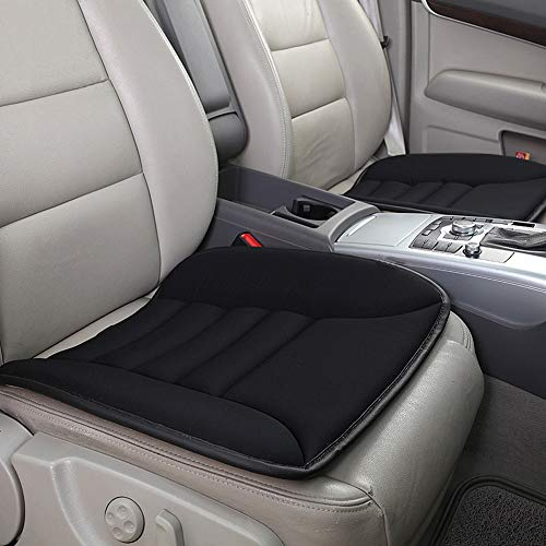 YSLYGHY Car Seat Cushion Pad Car Driver Seat Office Chair Home Use Memory Foam Seat Cushion