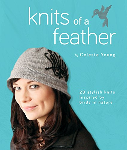 Knit Feathers - 1