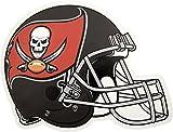 NFL Tampa Bay Buccaneers Outdoor Small Helmet Graphic Decal