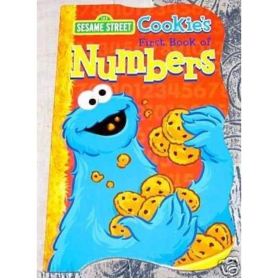 Cookie's First Book of Numbers: n/a: Toys & Games