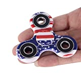 Fidget Spinner Washington Redskins Stress Reducer Relief Toys Perfect For ADHD EDC ADD Anxiety Autism And Boredom Melancholy Depression