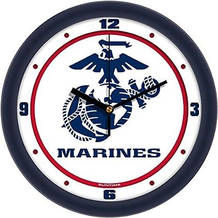 SunTime NCAA US Air Force Traditional Wall Clockwall Clock