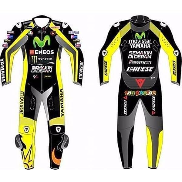 4LIMIT Sports 200100000604 Traje para Moto de Cuero, Verde/Negro ...