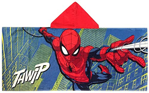 Jay Franco Kids Hooded Towel Avengers - Spiderman