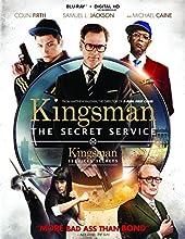 Kingsman: The Secret Service (Bilingual) [Blu-ray]