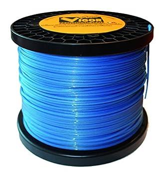 Vigor 4484710 hilo para desbrozadora Azul: Amazon.es: Bricolaje y ...