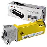 LD © Compatible Toner to replace Dell KU054 (310-9062) High Yield Yellow Toner Cartridge for your Dell 1320c Color Laser Printer, Office Central