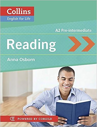 Reading: A2 Pre-Intermediate (English for Life)