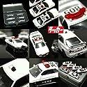 1/64 タッカー GT-R THE ENGINE 高速隊コレクターズ(6台セット)