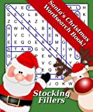Stocking Fillers: Santa's Christmas Wordsearch Book!