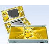 Nintendo DS Lite Skin Vinyl Decal - Pokemon Pikachu #2