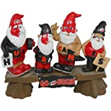 FOCO Carolina Hurricanes Fan Gnome Bench