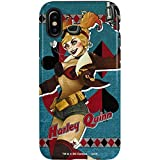 Harley Quinn iPhone Xs Max Case - Warner Bros | Skinit Pro Case, Scratch Resistant iPhone Xs Max Cover